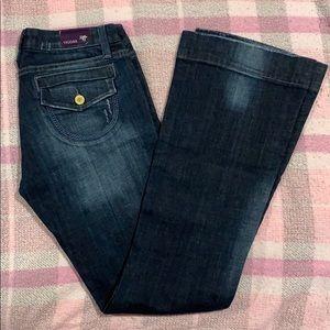 Vigoss Size 3 Women's Flare Jean